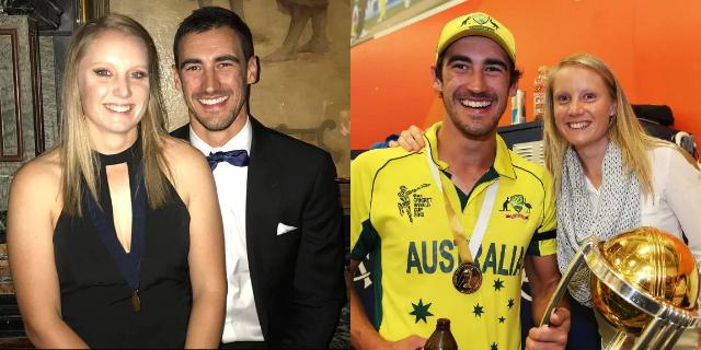 5 क्रिकेटर जिन्होंने अपने देश के ही दूसरे खिलाड़ी से की शादी