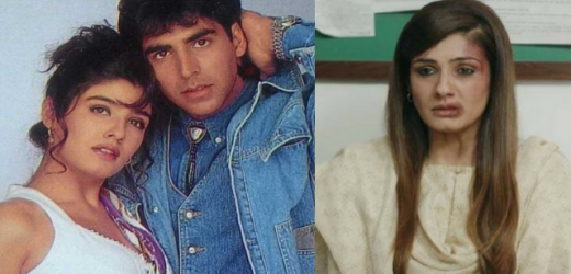 रवीना टंडन ने किया अक्षय कुमार को लेकर इतना बड़ा खुलासा ,कहा- मैं रात को 3 बजे तक दर्द से रही थी और फिर